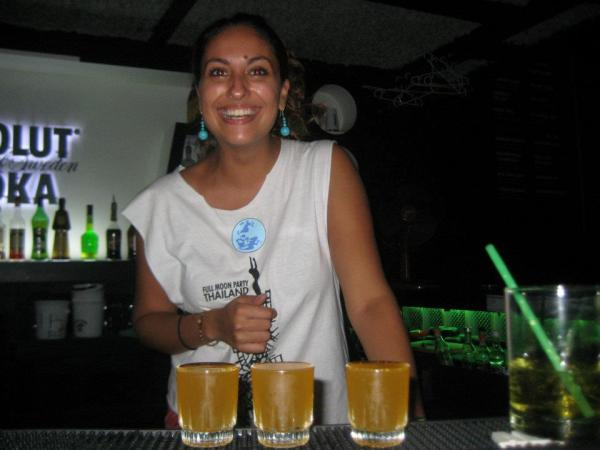 Thailand Travel: Koh Phangan birthday