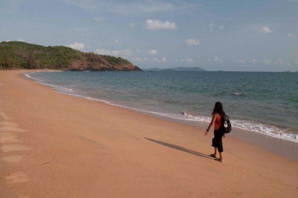 Travel India: Goa beaches